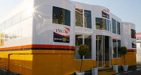 Renault'dan taraftarlar için benzersiz fabrika turu