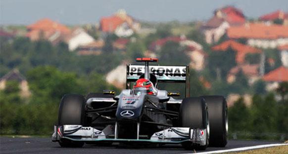 Yabancı basın Schumacher'e sert eleştiriler getirdi