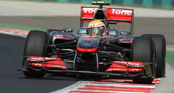 McLaren'ı zor bir yarış bekliyor