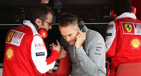 Whitmarsh, Ferrari ile özel olarak görüşecek