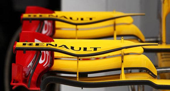 Renault yeni F-Kanal sistemini Belçika GP'sinde kullanmayı planlıyor