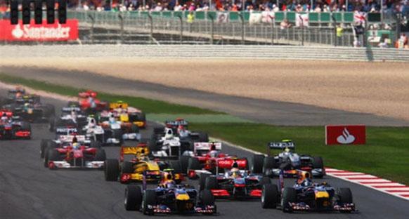 Bunun adı Webber Vettel'i yendi