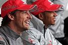 McLaren pilotlarından İngiltere Takımına tam destek