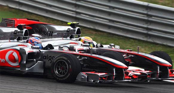 McLaren: Türkiye'deki telsiz konuşması yanlıştı