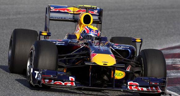 Red Bull: 'F-kanal dikkatmizi dağıtmayacak'