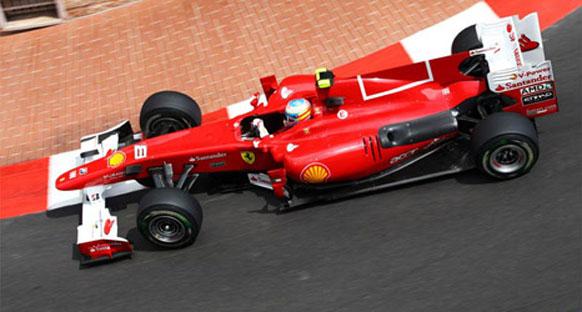 Alonso: 'Monako'da kazanabilirdim'