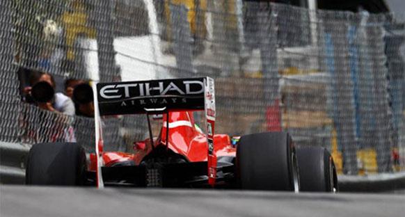 Massa Türkiye GP'yi gözlüyor