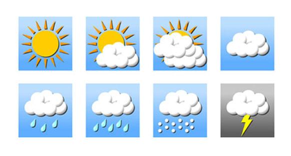 Monte-Carlo hava durumu tahmini: Sağnak yağış ihtimali var
