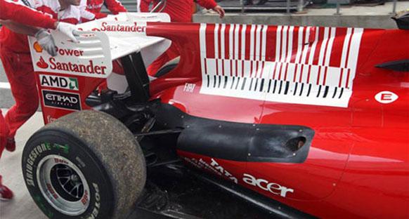 Ferrari Monako'da F-kanal kullanmayacak