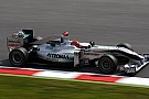 Schumacher, en iyi sonuca rağmen mutlu değil