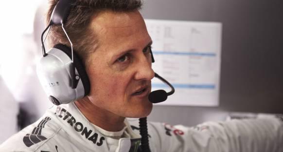 Schumacher herşeye rağmen rahat