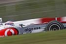 McLaren FARO anlaşmasından çok ümitli