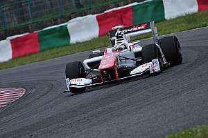 Super Formula 突发新闻 范多恩:F1和Super Formula关键区别在于轮胎