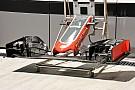 Haas ripropone l'ala anteriore provata in Cina