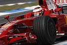 Ferrari - Hockenheim testleri 2. gün