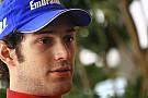 GP2 Britanya - Senna pol pozisyonunda