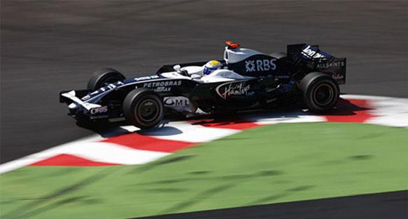 Rosberg Moskova'da sürecek