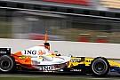 Piquet Fransa'da şeytanın bacağını kırmak istiyor