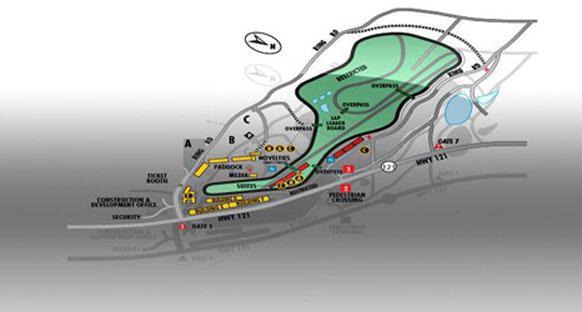 NASCAR heyecanı bu hafta Infineon Raceway'de
