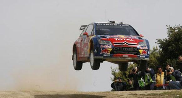 Sebastien Loeb: 'Rakiplerimden en hızlısı Latvala'