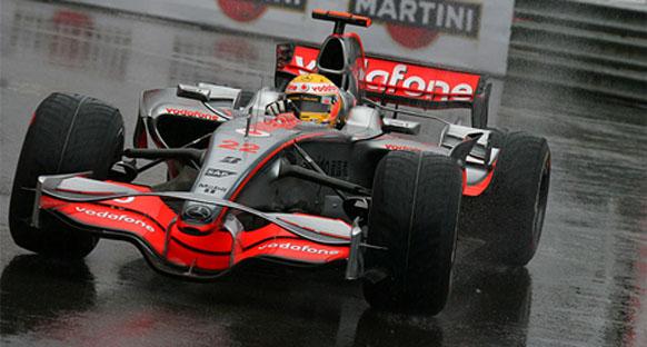 Whitmirsh: 'Hamilton yarışı bitirdiği için şanslı'