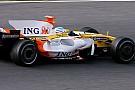 Alonso: 'Tur zamanları önemli değil'