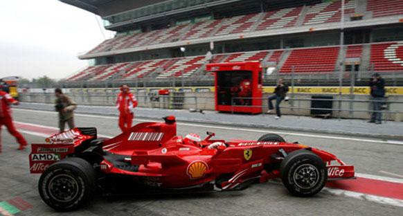 Michael Schumacher'le soru cevap