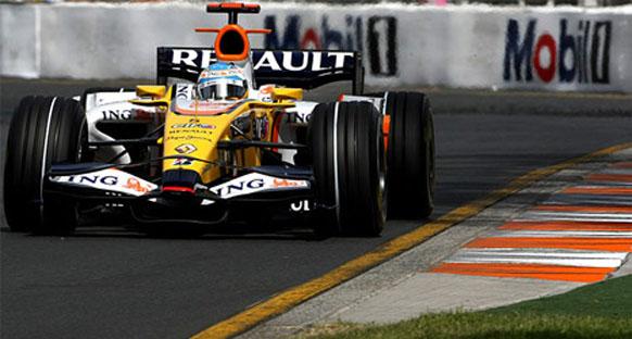 Symonds'dan Alonso'ya övgü