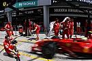 Malezya GP sıralamalar - Ferrari