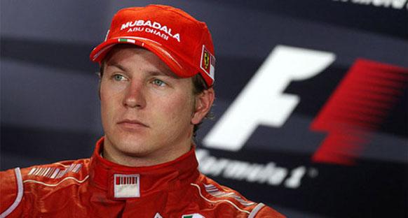 Kimi Raikkonen'le soru cevap