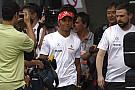 Perşembe basın toplantısı - Lewis Hamilton