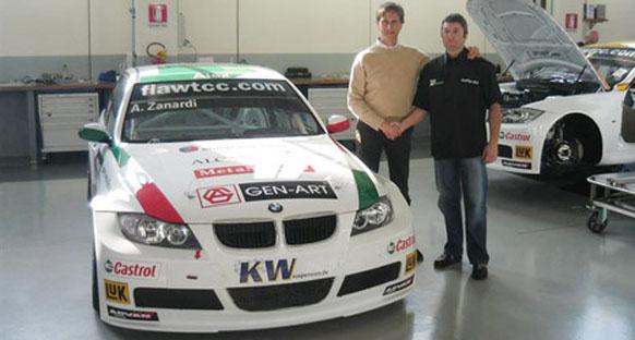 Okyay FIA WTCC'de yarışacak