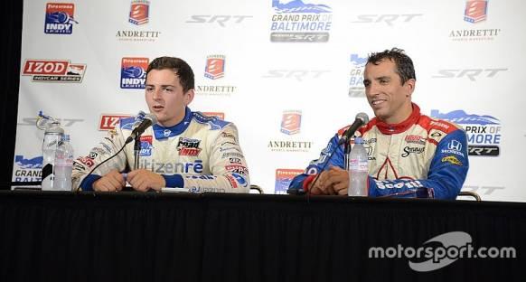 Stefan Wilson Indy 500'de yarışacak