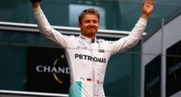 Rosberg galibiyet serisinin biteceğini biliyor