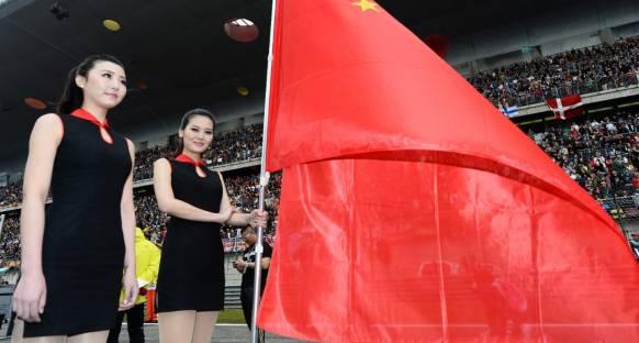 Çin GP Cumartesi 3. antrenman turları canlı yayın
