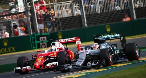 Hamilton: Ferrari tehdidi heyecan verici