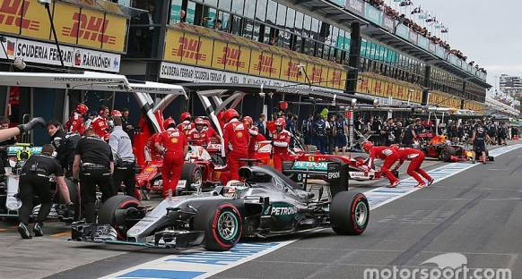 Analiz: Sıralama turları fiyaskosu F1'in en büyük düşmanının kendisi olduğunu gösteriyor