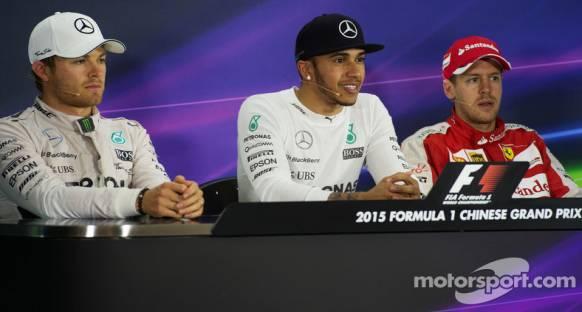 Rosberg Hamilton ile olan çekişmesinden memnun