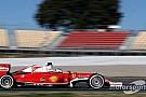 Ferrari önde Mercedes sorun yaşıyor