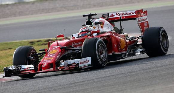 Raikkonen Mercedes'in dayanıklılığını endişe etmiyor
