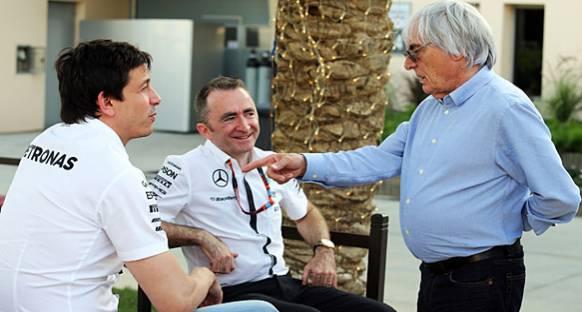 Ecclestone: 'Formula 1 şu ana kadar ki en kötü durumunda'