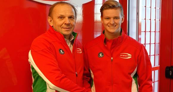 Mick Schumacher'in yeni takımı Prema Powerteam
