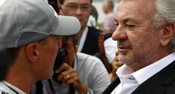 'Schumacher'in ailesi güncel bilgileri paylaşmalı'