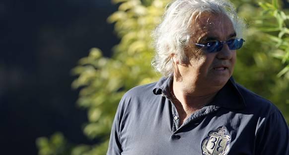 Briatore 'Renault gelecekte yeniden kazanabilir'