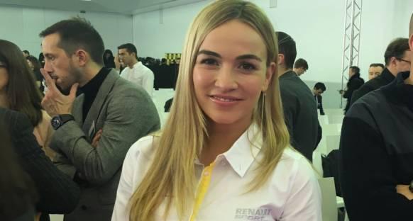 Carmen Jorda Ocon'un Renault'a katılmasından rahatsız değil