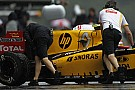 Renault 2016'da sarı renk ile yarışmayı planlıyor