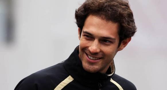 Senna 2016'da WEC'de yarışmaya hazırlanıyor