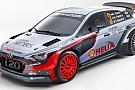 Hyundai 2016'da WRC'de yarışacak olan i20'yi duyurdu
