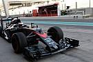 Abu Dabi Testleri: McLaren'dan Vandoorne zirvede