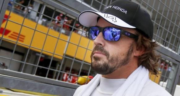 Alonso hem itirafta bulundu hemde ateş püskürdü